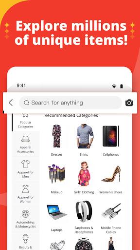 AliExpress screenshot 2