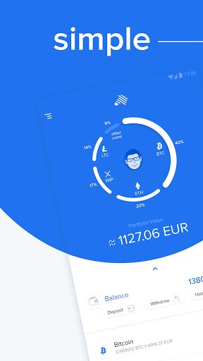 Zebpay Bitcoin and Cryptocurrency Exchange 1 تصوير الشاشة