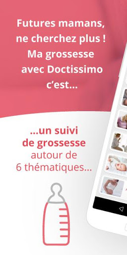 Ma grossesse by Doctissimo 1 تصوير الشاشة