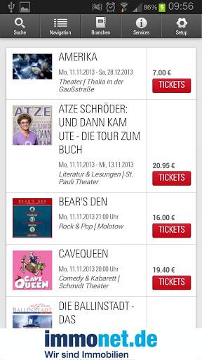 Hamburg App स्क्रीनशॉट 6