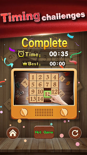 Numpuz: Classic Number Games, Free Riddle Puzzle 5 تصوير الشاشة