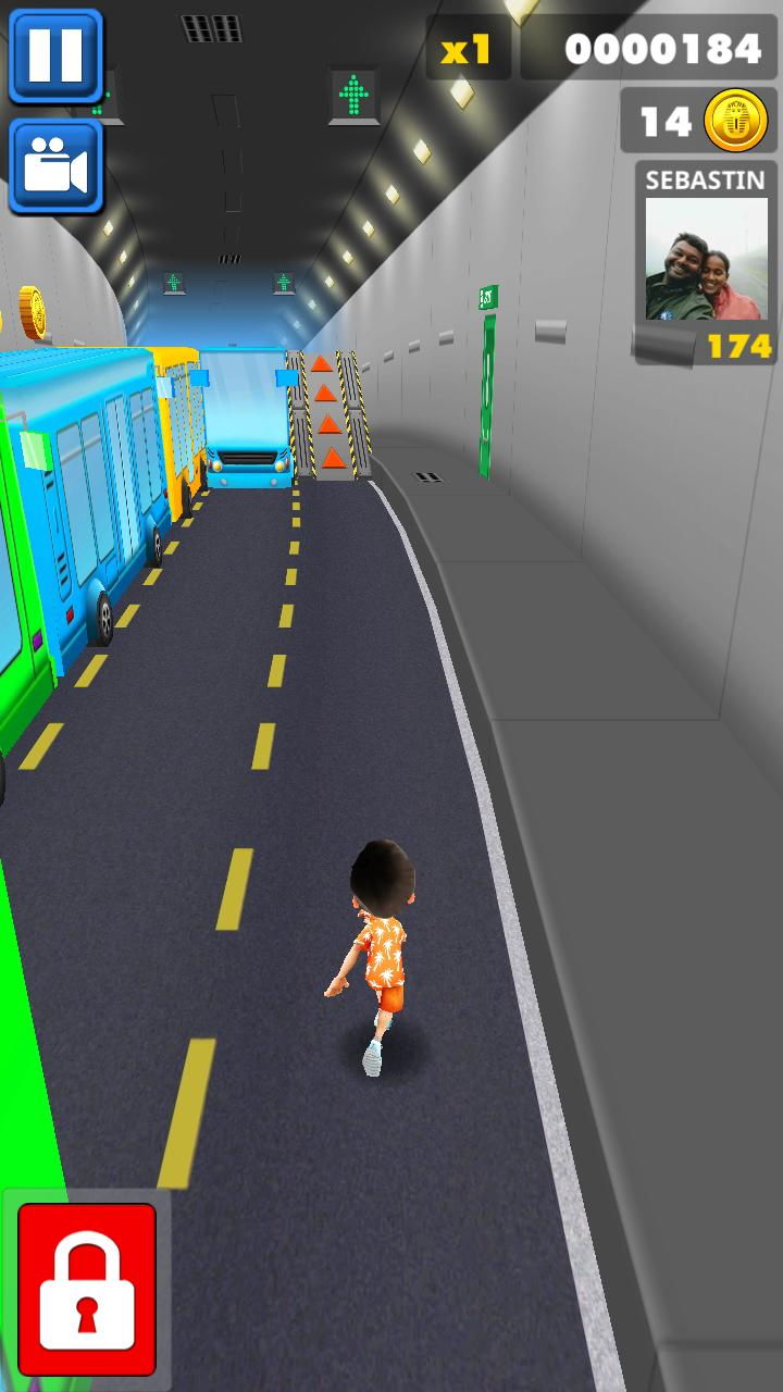 Subway Surf : Run with Friends screenshot 7
