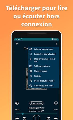 Scribd : livres audio et numériques screenshot 4