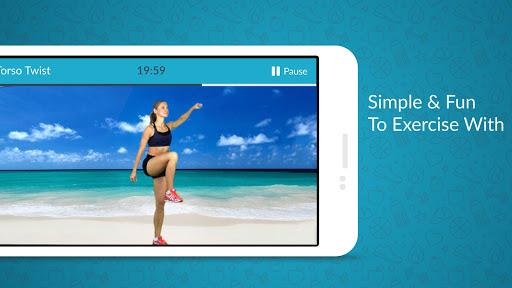 Women Workout: Home Gym & Cardio screenshot 6