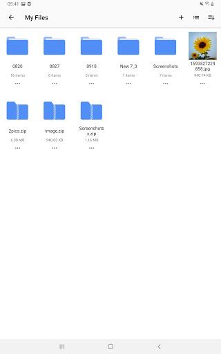 WinZip – Zip UnZip Tool screenshot 7