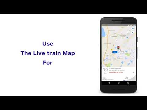 Indian Railway Train Status : Where is my Train 1 تصوير الشاشة
