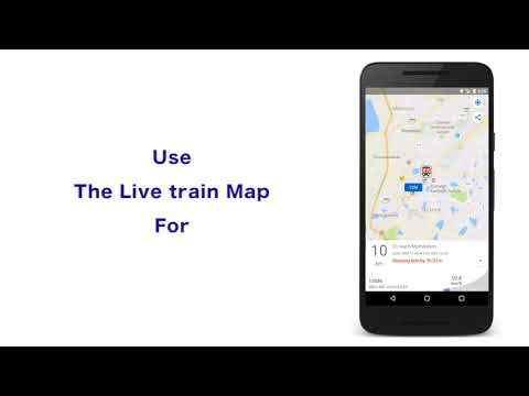 Indian Railway Train Status : Where is my Train screenshot 1