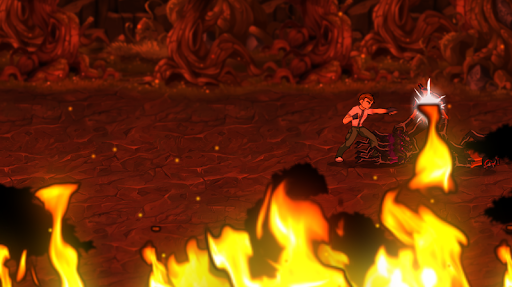 10 Shadow Benny 2: Alien Raging Fist screenshot 5