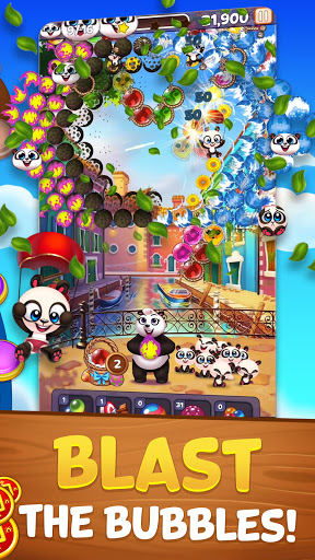 Bubble Shooter: Panda Pop! 7 تصوير الشاشة