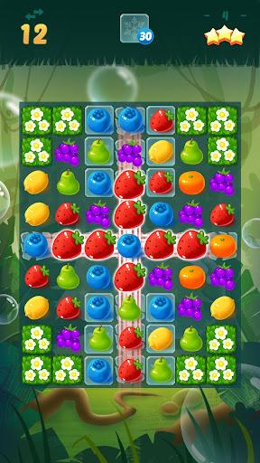 Sweet Fruit Candy 3 تصوير الشاشة