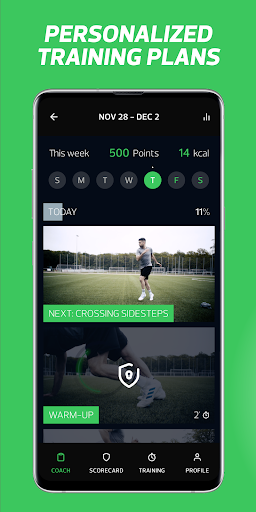 box-to-box - Football Training 4 تصوير الشاشة