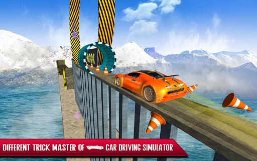 Mega Ramp Car Simulator Game- New Car Racing Games screenshot 14