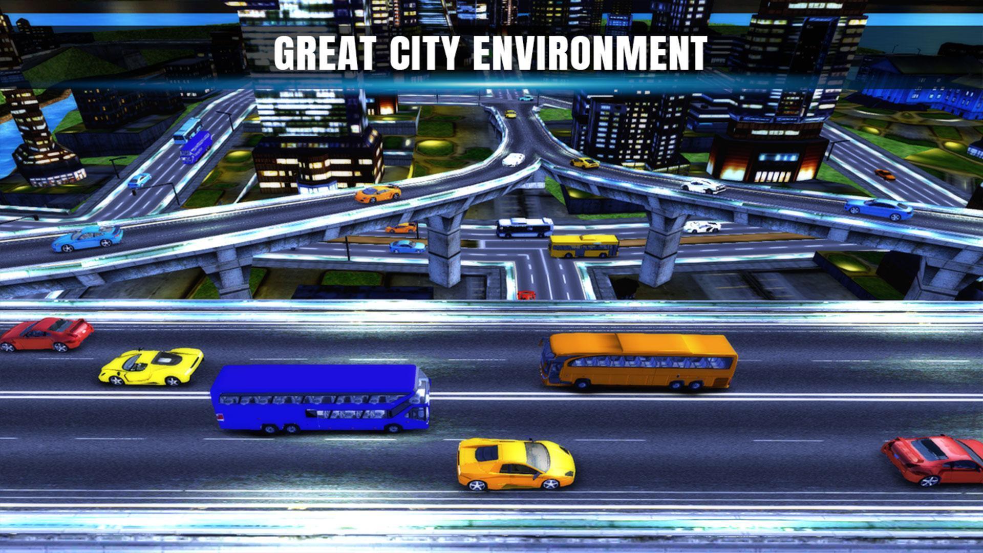 City Coach Bus Simulator 17 - Real Parking Test 3D 8 تصوير الشاشة