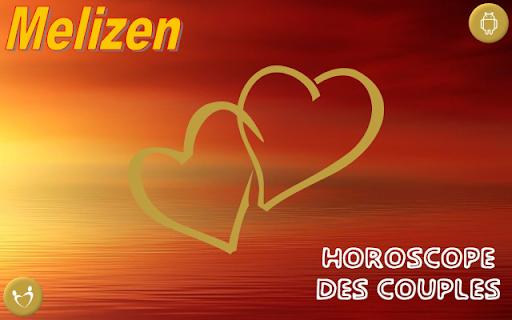 Horoscope du couple 1 تصوير الشاشة