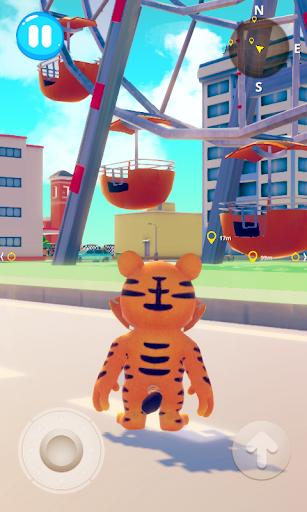 Talking Tiger screenshot 1