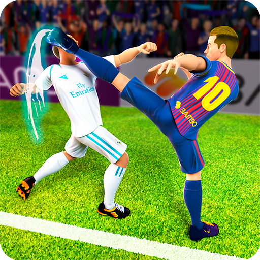 Soccer Fight 2019: Football Players Battles icon