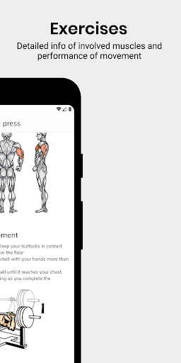 Total Fitness - Home & Gym training screenshot 4