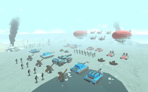 Army Battle Simulator screenshot 2