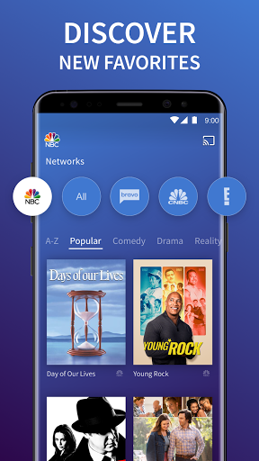 The NBC App - Stream Live TV and Episodes for Free screenshot 3