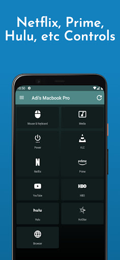 VLC Mobile Remote - PC Remote & Mac Remote Control screenshot 5