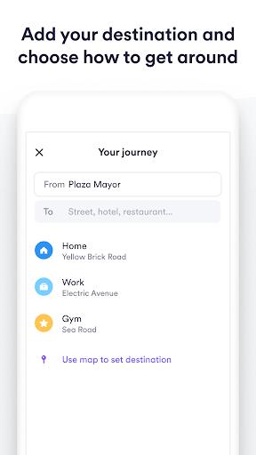 Easy Taxi, a Cabify app скриншот 4
