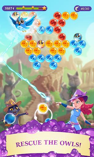 Bubble Witch 3 Saga 1 تصوير الشاشة