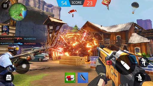 Cover Hunter - 3v3 Team Battle स्क्रीनशॉट 5