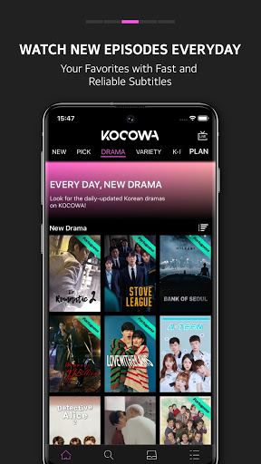 KOCOWA screenshot 3