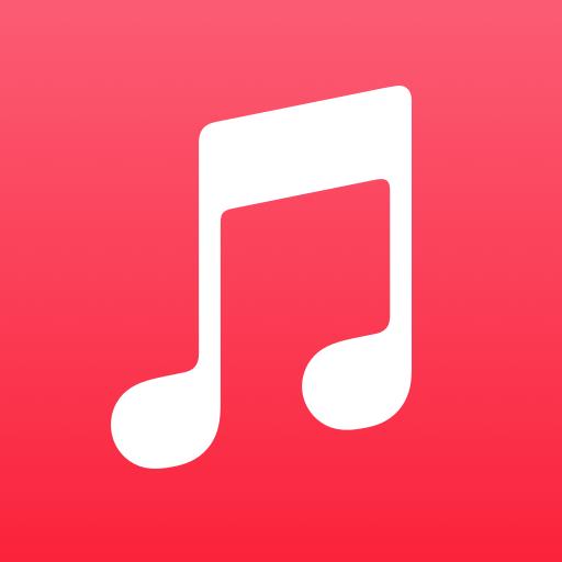 Apple Music أيقونة