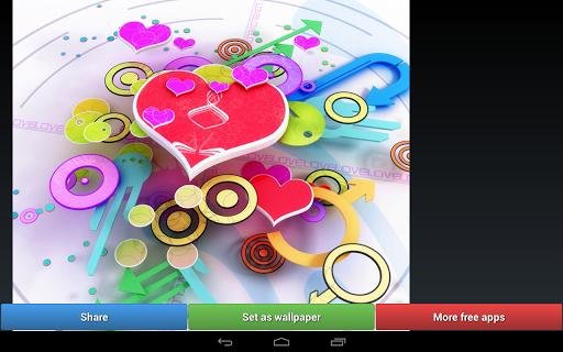 Love Heart HD Wallpapers screenshot 9