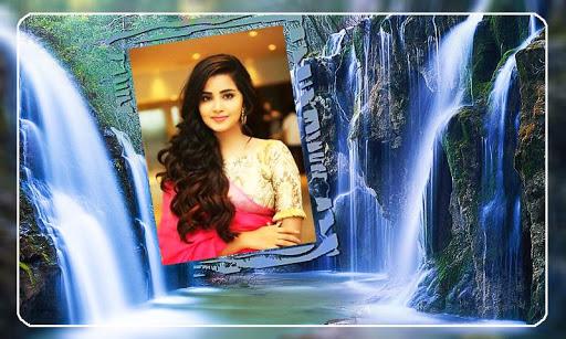 Waterfall Photo Frames 2019 2 تصوير الشاشة