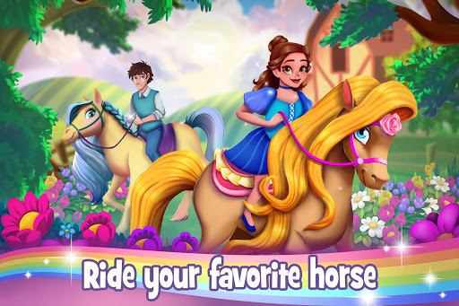 Tooth Fairy Horse - Caring Pony Beauty Adventure screenshot 3