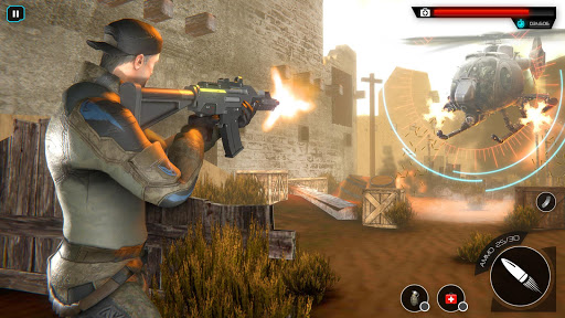 Cover Strike Fire Shooter: Action Shooting Game 3D screenshot 4