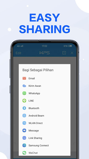 WPS Office Lite 7 تصوير الشاشة
