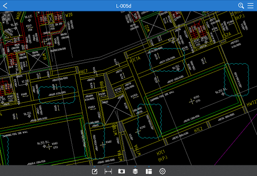CAD Reader-Fast Dwg Viewer and Measurement Tool screenshot 5