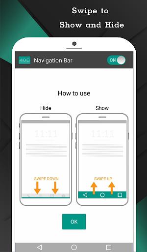 Navigation Bar (Back, Home, Recent Button) screenshot 1