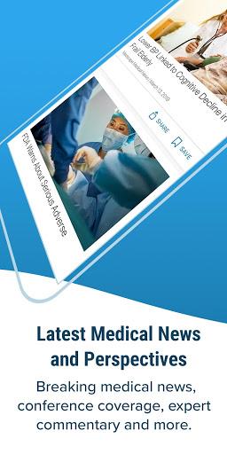 Medscape 3 تصوير الشاشة