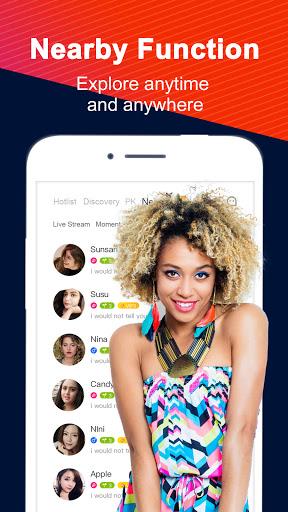 Uplive - Live Video Streaming App screenshot 6