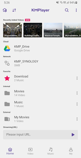 KMPlayer - All Video Player & Music Player screenshot 8
