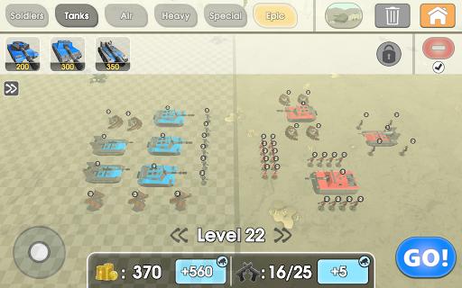 Army Battle Simulator screenshot 5