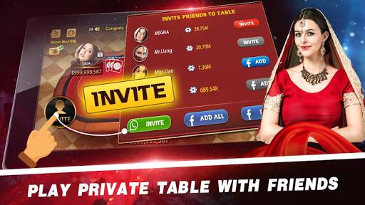 Redoo Teen Patti - Indian Poker (RTP) 8 تصوير الشاشة