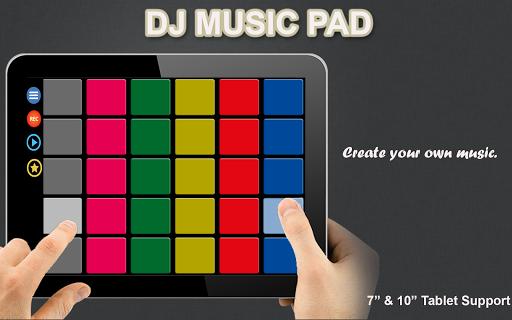 DJ Music Pad 4 تصوير الشاشة