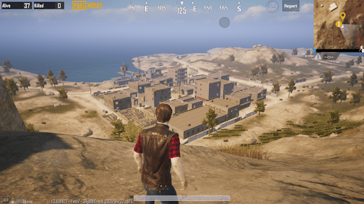 PUBG MOBILE - KARAKIN screenshot 8