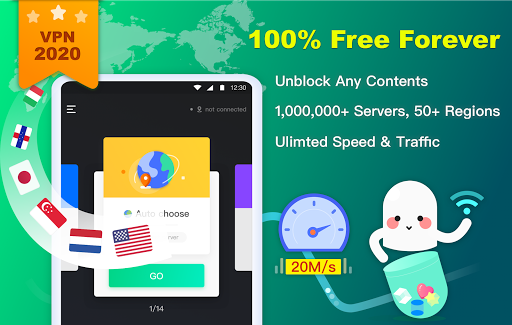 NetCapsule VPN | Free VPN Proxy, Fast VPN, Unblock screenshot 6