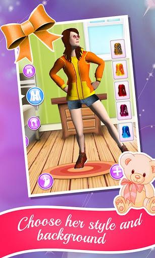 Naughty Girlfriend :pseudo app screenshot 1