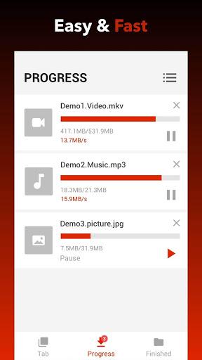 Free Video Downloader - Video Downloader App screenshot 2