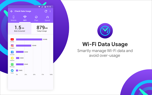 Check Data Usage - Monitor Internet Data Usage screenshot 8