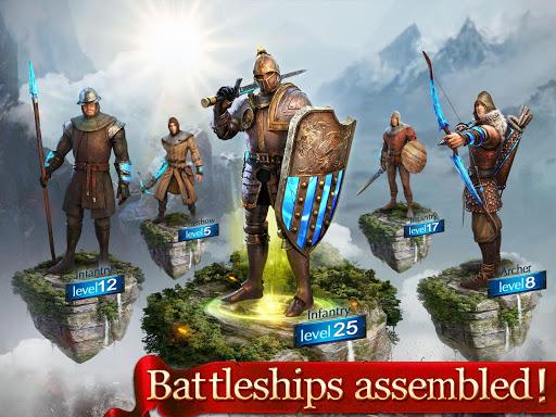 Age of Kings: Skyward Battle 13 تصوير الشاشة