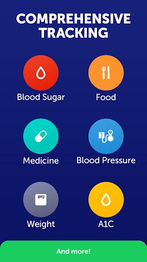 Glucose Buddy Diabetes Tracker screenshot 7