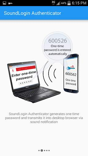 SoundLogin Authenticator screenshot 7